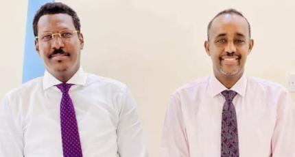 Somali PM, Galmudug leader resolve their dispute following talks
