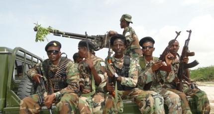Howlgalka Al-Shabaab looga saarayo Gobolka Mudug