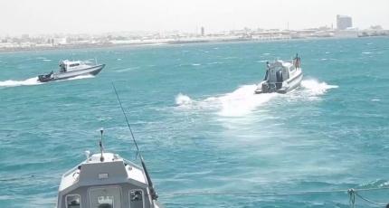 Shooting off Somalia coast injures maritime soldiers