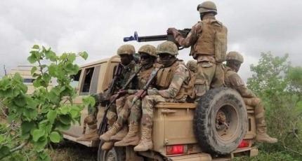 Somalia's Danab special forces foil explosion attempt