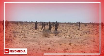 Galmudug iyo Al-Shabaab oo dagaal dhexmaray