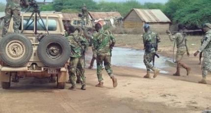 Kumaandooska DANAB oo weeraray Al-Shabaab