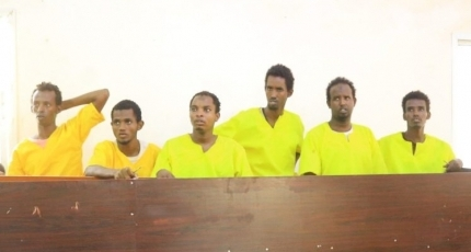 Eight militants sentenced to death in Puntland for attacks