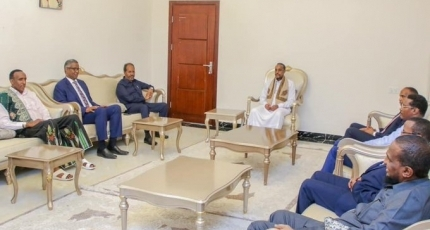 PM Roble held talks with opposition and regional leaders