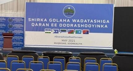 Akhriso Jadwalka hadal-jeedinta Mas'uuliyiinta