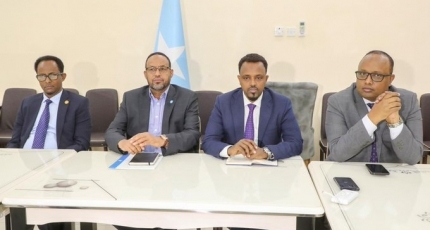 Somali Govt delists disputed members from poll body