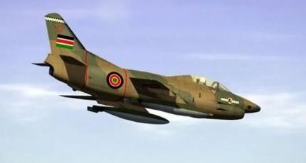 KDF airstrike hits Al-Shabaab convoy, killing 11 terrorists