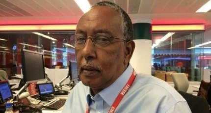 Somalia loses one of its finest journalists to COVID-19 in London