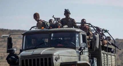 Interim government of Tigray flees as rebels seize capital