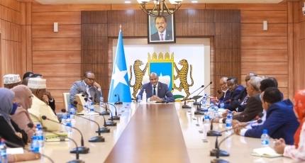 Somali Govt disbands election teams after extension
