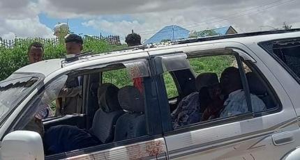 Car bomb kills at least three people in Somalia's capital
