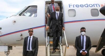 Regional leaders arrive in Mogadishu for talks