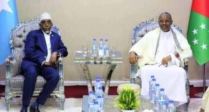 Southwest leader meets his predecessor first time since his election