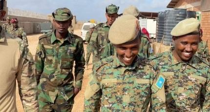 DF oo sheegtay in ay dileen 50 Al-Shabaab ah