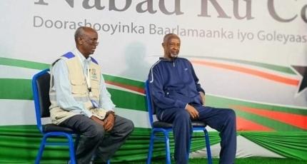 Doorashooyinkii Somaliland oo soo gabagaboobay