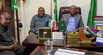 Xisbiyada mucaaradka Somaliland oo ku dhawaaqay Isbahaysi