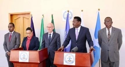UN envoy visits Galmudug for talks on next election