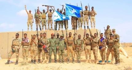 Somali army regains control of a key town from Al-Shabaab