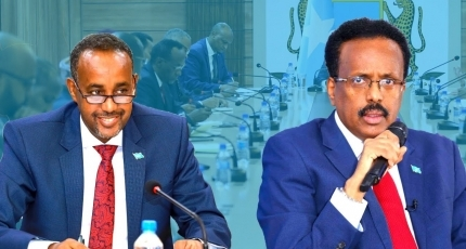 PM Roble rejects Farmajo 'conditions' for talks to end their standoff