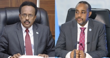 Farmajo and PM Roble under pressure to end their political stand-off