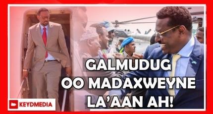 Galmudug oo Madaxweyne la'aan ah
