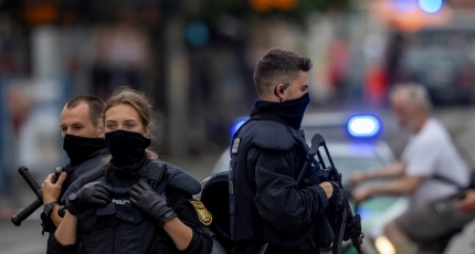 A Somali immigrant kills three in knife attack inGermany's Wuerzburg