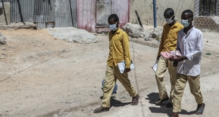 Citizens in Mogadishu caught up in the middle of penalty and pandemic