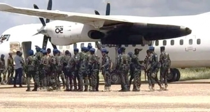 Farmajo deploys Turkish-trained police to central town
