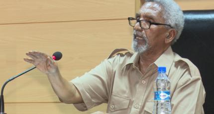 Cabdi Xaashi: Farmaajo faraha kala bax doorashadda Somaliland
