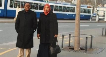 Rahma: The late wife of Ali Mahdi died in a Nairobi hospital