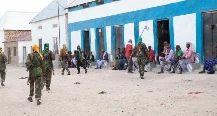 Al-Shabaab oo dib ula wareegtay gacan ku heynta Bacaadweyn