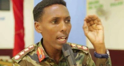 SNA chief vows to 'wipe out' Al-Shabaab after top officer killed