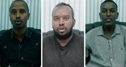 Maamulka Puntland oo soo bandhigtay maxaabiis ka tirsanaa Al-Shabaab