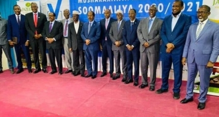 Farmajo accused of kidnaping the nation's future
