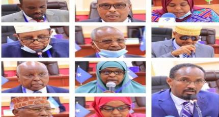 Puntland elects 11 senators to join Somalia's upcoming Parliament