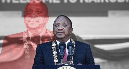 As Kenyan president mounted anti-corruption comeback, his family's secret fortune expanded offshore