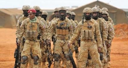 US-trained Somali forces seize car-bomb near Mogadishu