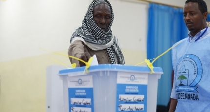 Who is responsible for the endless delays in Somalia's elections?
