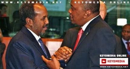 Effective action of Somalia's Kenya Diplomatic Relations