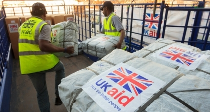 UK 'plans to cut aid to war-torn countries by two thirds' including Somalia