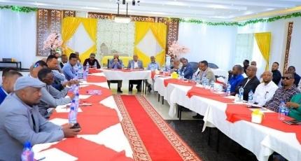 Xisbiyada Mucaaradka Somaliland oo billaabay kulamo ay ku mideysan yihiin