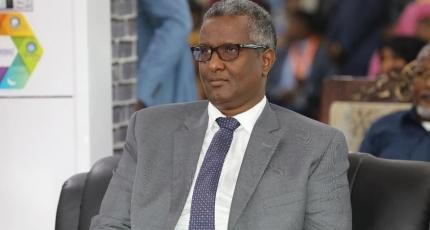 """CC Warsame: """"Farmaajo nin isdaba qabanaya maaha"""""""