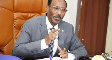 Donors freeze funding to Somalia, says finance minister