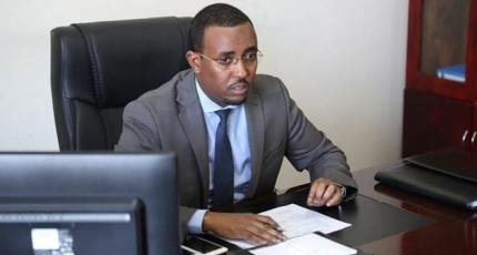 Somali minister in trouble after involving in illegal fishing