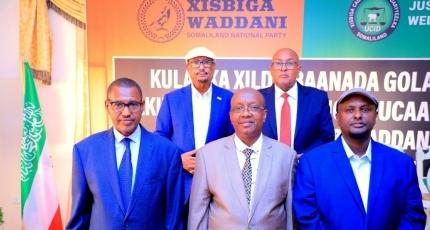 Mucaaradka Somaliland oo la wareegay Shir-guddoonka Golaha Wakiillada