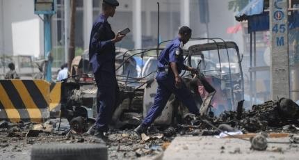 Several killed in multiple Mogadishu morning bomb attacks