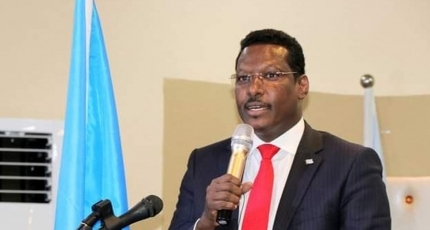 Galmudug leader links journalists to terrorists for their work