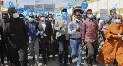 Somali opposition postpones protest after last week's clashes