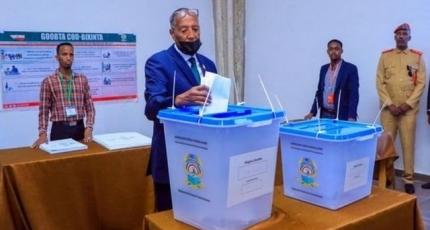 Doorashadda Somaliland oo la musuq-maasuqay