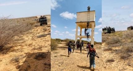 Boqolaal askari oo Al-Shabaab looga dilay Mudug
